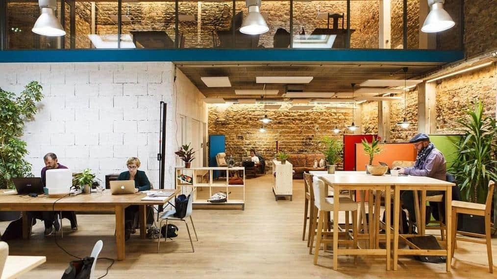 Annecy Espace de coworking - Square du Rhône