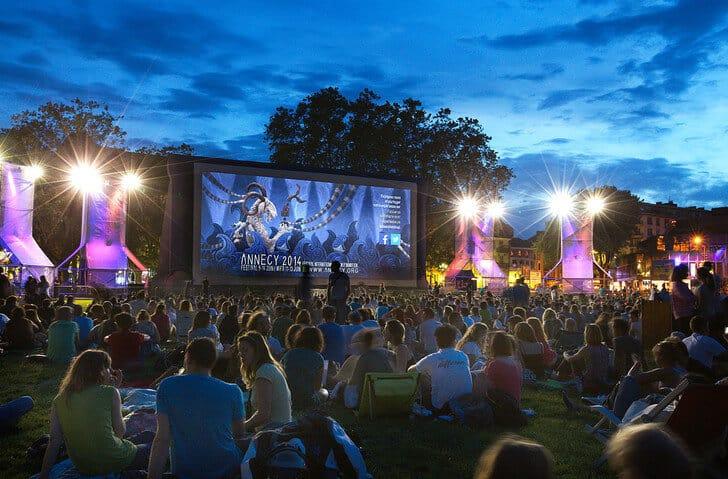 Festival film animation Annecy