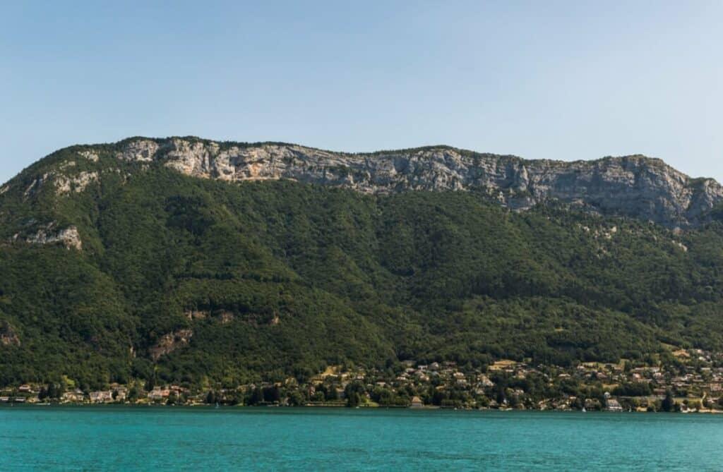randonnée annecy - mont veyrier