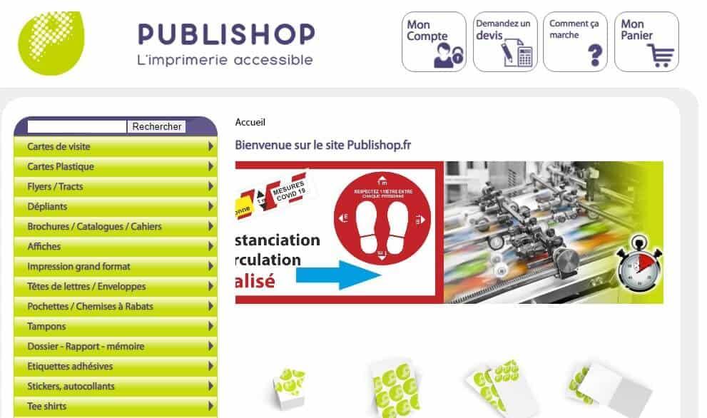 Imprimerie Annecy - Publishop