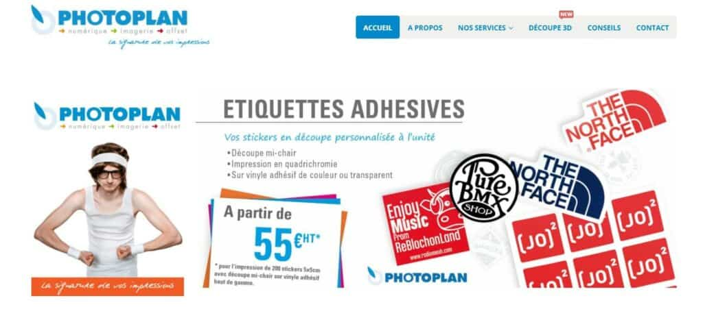 Imprimeur Annecy - Photoplan